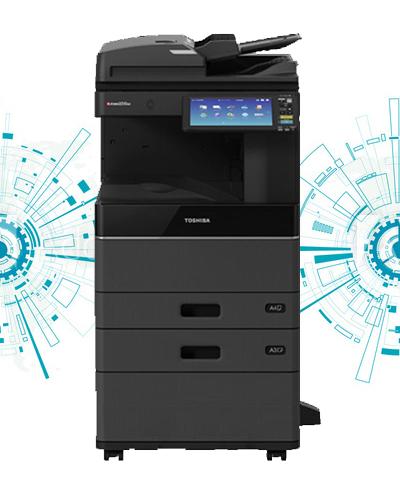 Toshiba-color-photocopier-e-studio-3015ac