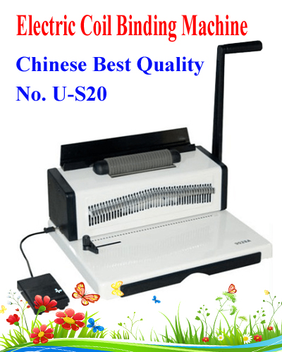 Electric-coil-binding-machine-9028A-best-quality-low-price-inDhaka-Bangladesh